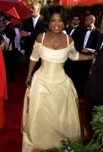 Oprah wears Bradley Bayou