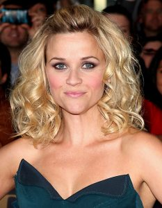 Feminine and romantic Reese Witherspoon